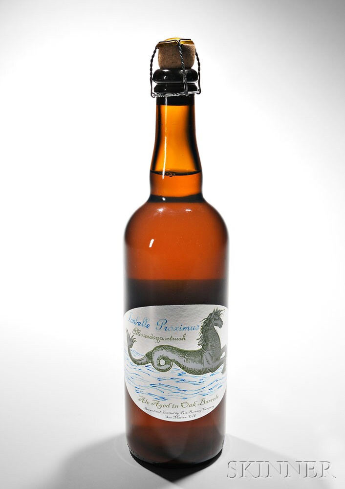 Port Brewing Company Isabelle Proximus (Lot 183, Estimate $250-  $400)