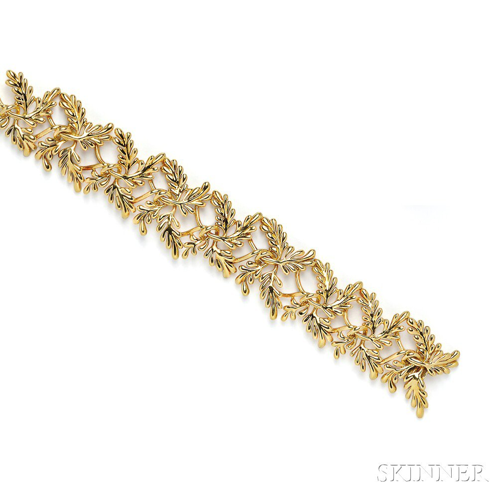 bracelets natalie bracelet gold buy paolo products premier rose anklet costagli br design