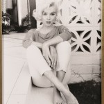 George Barris (American, b. 1922), Marilyn Monroe, Hollywood Hills, July 1962 (Estimate $800-$1,200)