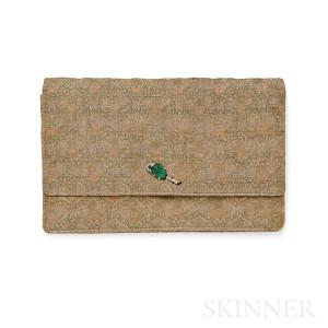 Art Deco Evening Bag, Cartier (Lot 269, Estimate $1,800-$2,200)