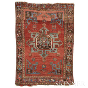 Central Anatolian Rug (Lot 104, Estimate $8,000-$10,000)