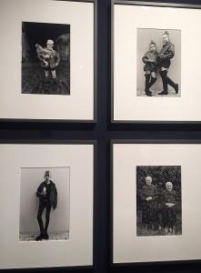 Jacques Sonck portraits at L. Parker Stephenson Photographs.