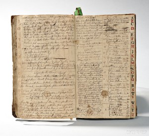 Roberts III, John (1724-1778) Manuscript Memorandum and Account Books. Offered in the upcoming spring book auction: May 27- June 7, 2015