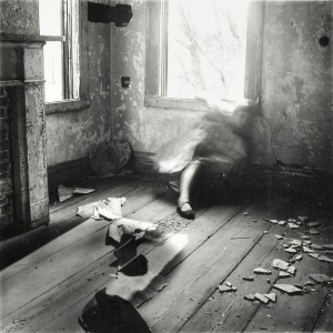 Francesca Woodman (American, 1958-1981) House #3, Providence, 1975-76, printed later (Lot 131, Estimate $4,000-$6,000)