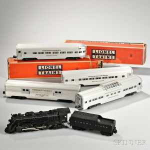 Lionel Trains (Lot 58, Estimate $400-$600)