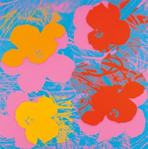 [Detail] Andy Warhol (American, 1928-1987) Flowers/A Portfolio of Ten Works, Suite of 10 screenprints 1970 (Lot 70, $400,000-$600,000)