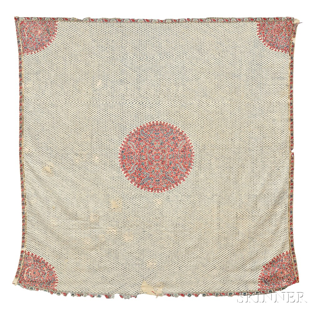 Kashmir Moon Shawl, 18th century (Lot 78, Estimate $4,000-$5,000)