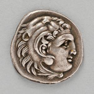 Alexander III Drachm (Lot 1001B, Estimate $50-$100)
