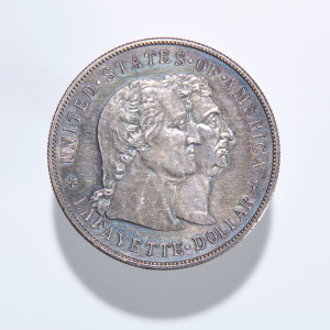 1900 Lafayette Commemorative Dollar (Lot 1063, Estimate $200-$400)