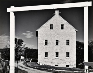 Ansel Adams (American, 1902-1984) Pioneer Mill, Cimarron, New Mexico, c. 1961 (Lot 107, Estimate $2,000-$3,000)