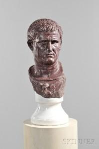 Porphyry Head of a Roman Emperor (Lot 690, Estimate $2,000-$4,000)