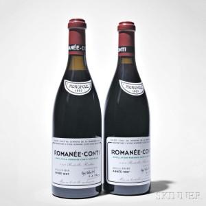 Domaine de la Romanee Conti Romanee Conti 1997, Cote de Nuits (Lot 26, Estimate: $16,000 -24,000)
