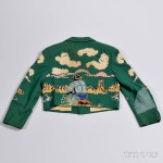 Little Jimmy Dickens, Forest Green Nudie Suit (Lot 363, Estimate: $1,800-2,200)