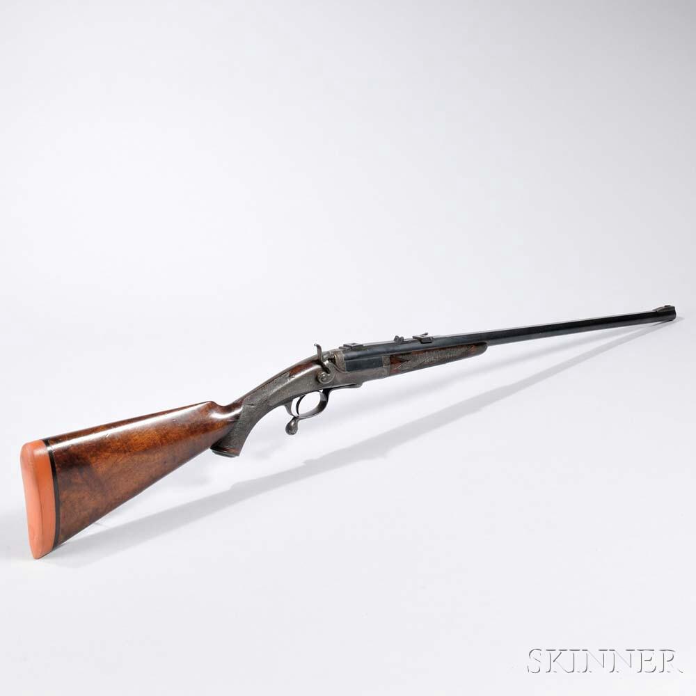 John Rigby & Company Rook Rifle, c. 1894 (Lot 14, Estimate: 2,000-3,000)