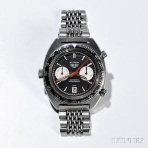 Heuer Autavia 'Viceroy' Automatic Chronograph Wristwatch (Lot 2517, Estimate $700-900)