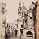 Francis Frith (British, 1822-1898) Street View in Cairo,  (Lot 132, Estimate: $2,500-3,500)