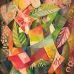 François Angiboult (Ukrainian, 1887-1950) Cubist Still Life (Estimate: $10,000-15,000)