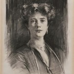 John Singer Sargent, Portrait of a Lady, 1913, Portrait of a Lady (Lot 373, Estimate: $50,000-70,000)