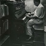 W. Eugene Smith (American, 1918-1978) Dr. Albert Schweitzer Playing an Organ, published in