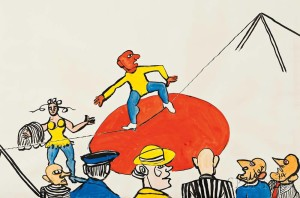 Alexander Calder (American, 1898-1976) Profils (Lot 439, Estimate $70,000-90,000)