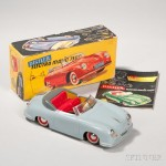 Distler Electromatic 7500 Toy Car (Estimate: $300-500)