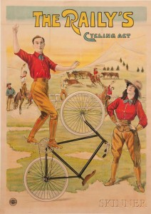 Cycling Act (Estimate: $200-300)