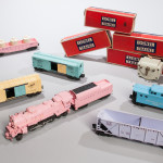 Lionel Girls' Train Set (Lot 1617, Estimate $1,000-2,000)