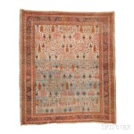 Bakshaish Carpet, Northwestern Iran, c. 1890 (Lot 141, Estimate: $15,000-18,000)