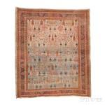 Bakshaish Carpet, Northwestern Iran, c. 1890 (Lot 141, Estimate: $15,000-18,000)