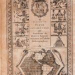 Herrera y Tordesillas, Antonio de (1549-1625) Novus Orbis, sive Descriptio   Indiae Occidentalis. Amsterdam: Colinium, 1622 (Lot 1537, Estimate:  $6,000-8,000)