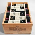 Chateau La Mission Haut Brion 1982 (Lot 38, Estimate: $7,200-8,400)