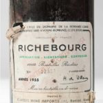 Domaine de La Romanee Conti Richebourg 1955 (Lot 119, Estimate: $3,500-5,000)