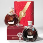 Remy Martin Louis XIII Cognac (Lot 268, Estimate: $2,000-2,500) and Remy Martin Louis XIII Cognac (Lot 267, Estimate: $2,000-2,500)