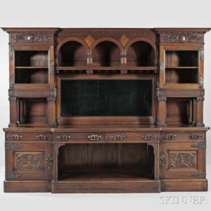 Gilded Age Showpieces Herter Brothers Furniture In April 7th