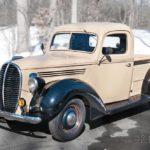 1939 Ford Pickup Truck (Lot 1, Estimate: $12,000-15,000)