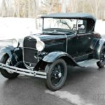 1931 Ford Model A Standard Roadster (Lot 2, Estimate: $20,000-25,000)
