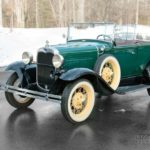 1930 Ford Phaeton (Lot 3, Estimate: $28,500-45,000)