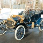 1912 Ford Touring Car (Lot 5, Estimate: $29,500-34,000)