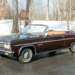1963 Oldsmobile Cutlass Convertible (Lot 6, Estimate: $10,500-15,000)