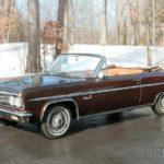 1963 Oldsmobile Cutlass Convertible (Lot 6, Estimate: $10,500-15,000)