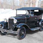 1930 Ford Model A Standard Phaeton (Lot 9, Estimate: $25,000-35,000)