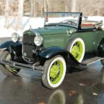 1931 Ford Cabriolet (Lot 10, Estimate: $18,000-22,900)