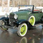 1931 Ford Cabriolet (Lot 10, Estimate: $18,000-22,900)