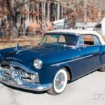 1951 Packard 250 Convertible (Lot 12, Estimate: $26,000-28,000)