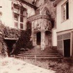Eugène Atget (French, 1857-1927) Beauvais, rue de l'Abbé Gelée, 1904 (Lot 131, Estimate: $1,000-1,500)