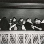 Robert Frank (Swiss, b. 1924) Theater-Goers in a Balcony, mid-1950s-early 1960s (Lot 149, Estimate: $2,500-3,500)