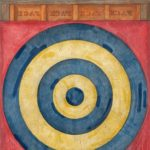 Jasper Johns (American, b. 1930) Target with Four Faces, 1979 (Lot 87, Estimate:  $15,000-25,000)