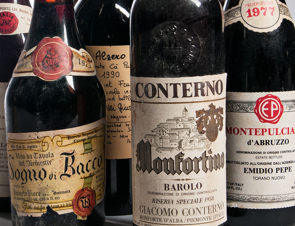 A Selection of Italian Classics on Offer
