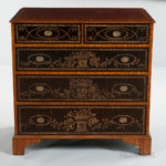 Maitland Smith Chest of Drawers (Lot 1650, Estimate $600-800)