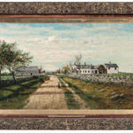 Frank Henry Shapleigh (1842-1906)  Lewis W. Nute Farm (Lot 93, Estimate $4,000-6,000)